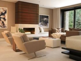 150万打造豪华现代风格装修效果图大全