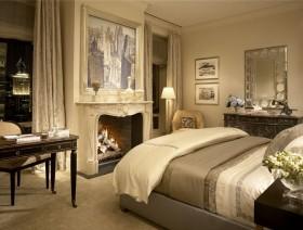 欧式风情打造两居室卧室装修效果图大全2012图片