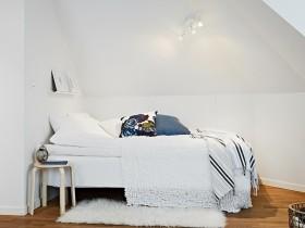 50平方米小户型公寓 卧室装修效果图