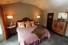 12万打造豪华现中式风格卧室装修效果图大全
