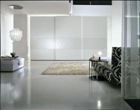 19万打造现代别三居客厅修样板间效果图