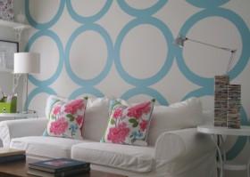 13万打造地中海小户型客厅沙发装修效果图大全