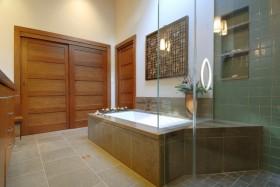 15万打造豪华中式风格四居卫生间装修效果图大全