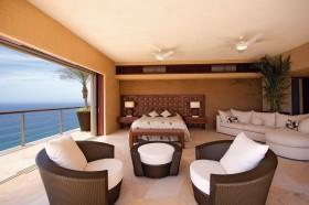 奢华浪漫的欧式别墅客厅飘窗装修效果图大全