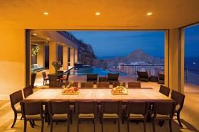 奢华浪漫的欧式别墅餐厅装修效果图大全