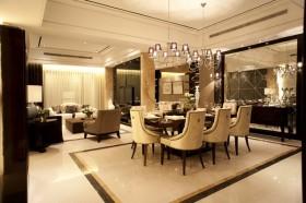 3室2厅餐厅装修效果图大全