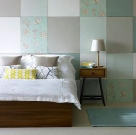 160平现代风格别墅卧室装修效果图