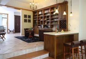 吧台装修效果图 家庭吧台设计