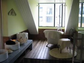 小复式卫生间装修效果图大全2012图片