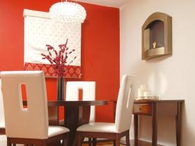 12万打造小户型浪漫婚房 餐厅装修效果图