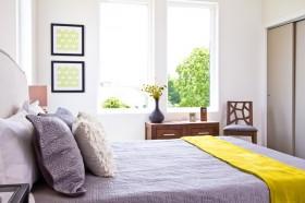 宜家风格小户型家装卧室设计效果图
