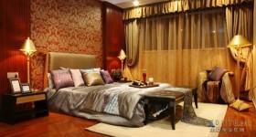东南亚风格宜家家居卧室装修图片