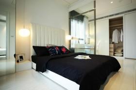 90平小户型现代感十足的卧室装修效果图大全