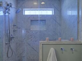 两室一厅地中海风格卫生间装修效果图