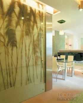 盛世花园现代风格室内玄关装修效果图大全2012图片