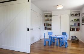 105平米二居室简约风格书房装修效果图大全2012图片
