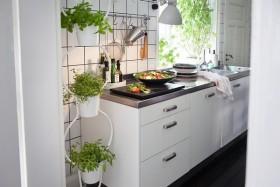 小户型宜家风厨房装修效果图大全