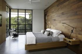 160平三室两厅原生态卧室装修效果图大全