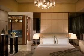 香港住宅現代風格臥室裝修效果圖大全