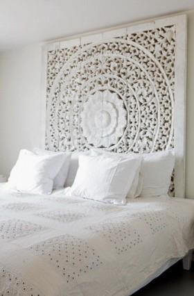 16万打造浪漫欧式风格复式卧室背景墙装修效果图大全