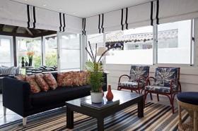7万打造浪漫温馨地中海风格客厅装修效果图大全