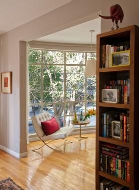 两室一厅玄关装修效果图大全2012图片