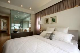 90平米小户型室内卧室装修效果图大全