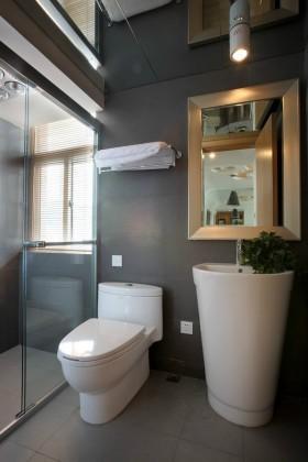 90平米小户型室内卫生间装修效果图大全