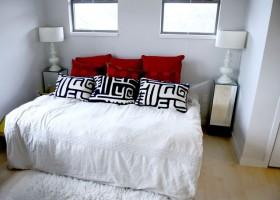 温馨的宜家风卧室装修效果图大全