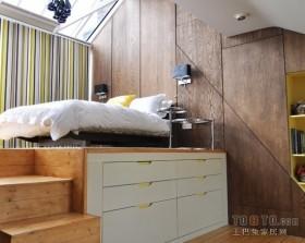 白领实用公寓装饰设计图片