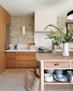 二居室厨房装修效果图大全2012图片