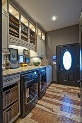 35平米小户型时尚现代的厨房装修效果图