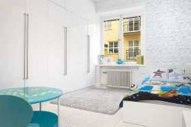 优雅的公寓设计现代风格卧室装修效果图大全
