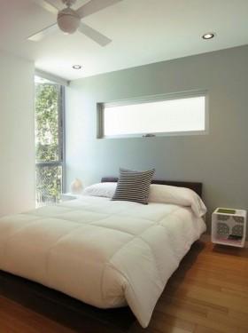 70平米小户型简约风格卧室装修效果图大全