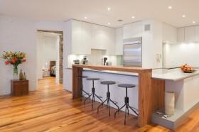 美式风格厨房橱柜小户型装修效果图大全