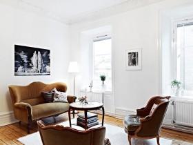 89平舒适的小户型客厅装修效果图大全2012图片