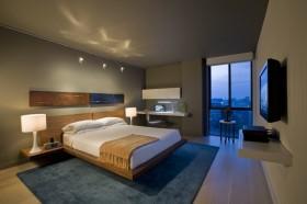 9万打造奢华89平现代卧室装修效果图大全