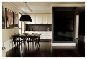 80男士单身公寓餐厅装修效果图大全2012图片