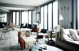两室两厅客厅装修效果图 品味舒适生活