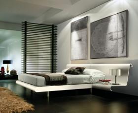 两室两厅卧室装修效果图 品味舒适生活