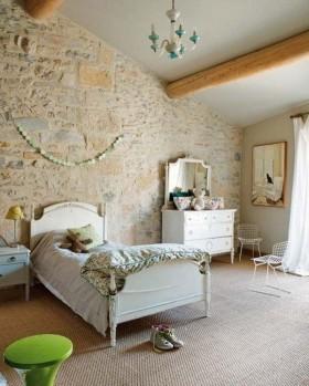 北欧风格阁楼卧室装修效果图大全