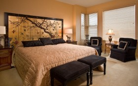 8万打造89平米北欧风格卧室装修效果图大全