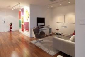 9万打造现代风格客厅装修效果图大全