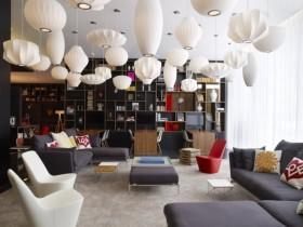 客厅创意灯具设计图片