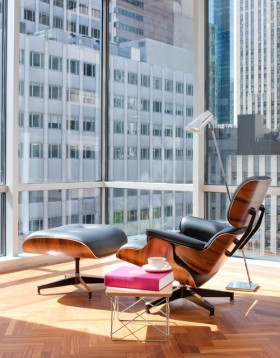6万打造二居现代风格休闲区飘窗装修效果图大全