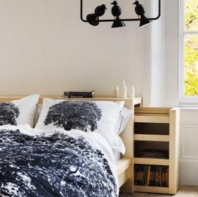 70平米小户型素雅宜人的卧室装修效果图大全