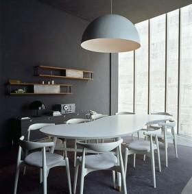 70平米小户型创意餐厅装修效果图大全