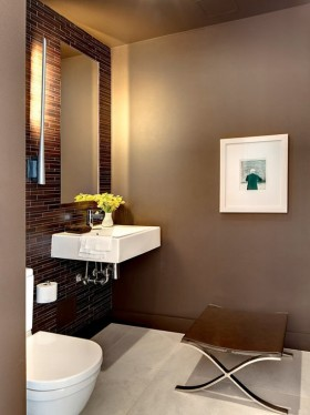 两室两厅厕所装修效果图大全2012图片