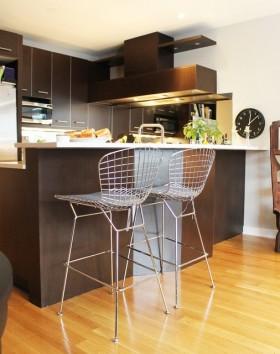 中国风中式风格厨房橱柜装修效果图大全