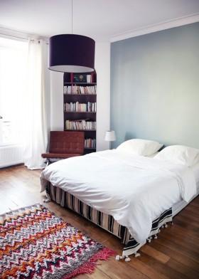 二室一厅宜家风格卧室吊顶装修效果图大全2012图片
